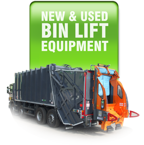 TRS New & Used Bin Equipment