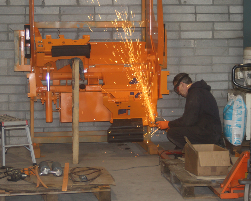 TRS Welding Refuse Repair