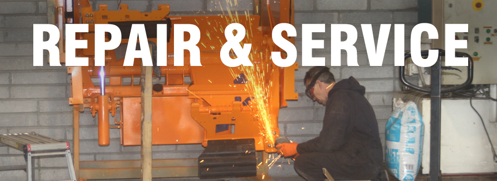 TRS Refuse Repair & Service Welder