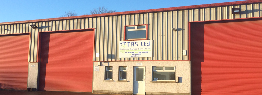 TRS - Technical Refuse Services Warehouse